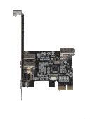 IEEE1394a (Firewire400) PCI-Express x1 Card