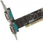 4 Port PCI Serial Card