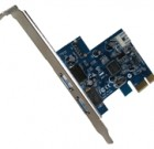 PCI Express USB 3.0 2 Port Card