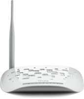 TP-LINK 4-port Wireless Lite N ADSL2+ Modem Router