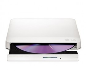 LG 8x Ultra Slim Portable External USB Blu-ray Drive