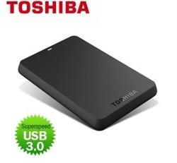 Toshiba 2.5″ 1TB USB3.0 Portable HDD