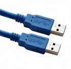 USB 3.0 AM-AM Cable 1m