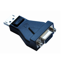 Display Port to VGA Adapter Male to Female