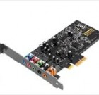 Creative Sound Blaster Audigy FX 5.1 PCIe Sound Card