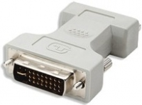DVI-I Male to VGA Female video adapter