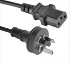 AU Power cable Male-Wall (240v)