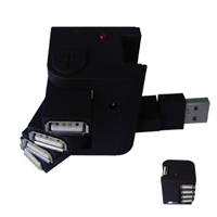 External 4 x Port USB2.0 Hub