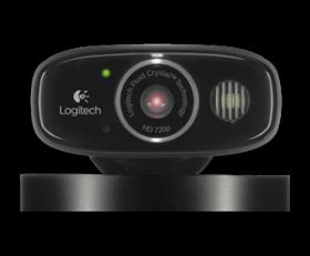 Logitech® Broadcaster Wi-Fi Webcam