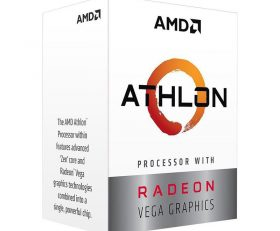 AMD Athlon 200GE 4 Core AM4 CPU