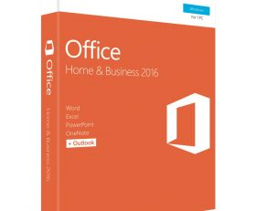 Microsoft OFFICE – HOME & BUSINESS 2016