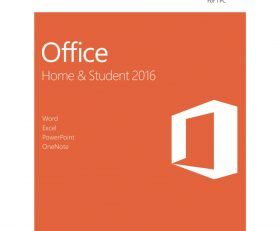 Microsoft OFFICE – HOME & STUDENT 2016