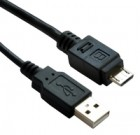 USB 2.0 A Male to Micro USB B Male Cable 3m