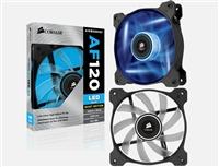 """Corsair """"Air Series"""" Air Flow 120 Quiet Edition Blue LED Case Fan"""