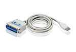 USB to IEEE-1284 Printer Interface with 1.8m Cable