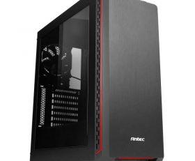 Antec P7 Window Elite Performance Red Trim, ATX Mid Tower Case