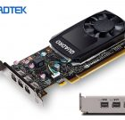 Leadtek nVidia Quadro P1000 PCIe Workstation Card